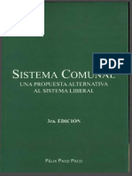 Patzi Paco Felix - Sistema Comunal.pdf