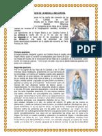 Biofrafia de La Virgen de La Medalla Milagrosa