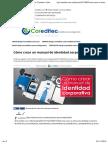 Cómo crear un manual de identidad corporativa | Coreditec