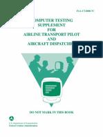 727 Comp Test Supp ATP FAA CT 8080 7C