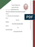 Eficiencia volumetrica informe 02 ponce motores de combustion interna FIM UNI