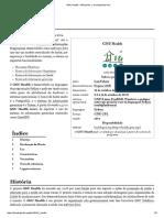 GNU Health – Wikipédia, A Enciclopédia Livre
