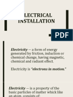 Introduction to Electricity 1.1