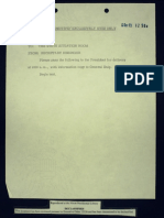 Telegram From Henry Kissinger to President Nixon