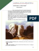Fromm e a Arte de Amar Revista