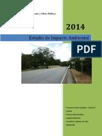 Estudio de Impacto Ambiental Puente Cuyabeno Puerto El Carmen