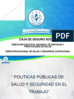 Politicas en Panamá