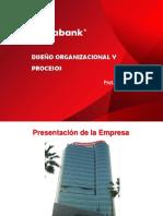 Diseño Organizacional y Procesos - Scotiabank Expo