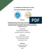 Proyecto de Implementacion de Una Planta Par La Exploracion Explotacion y Proceso Minero en La p2