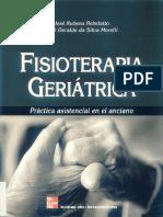 Fisioterapia Geriatrica - Rubens & Da Silva - E-Book 276 Pgs Español.pdf