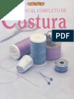 Libro - Manual Completo de Costura
