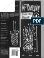 WiFi Pineappling Book Hak5