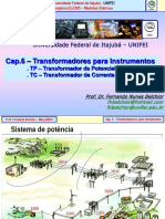 Cap. 6 - Transformadores para Instrumentos.pdf