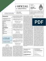 Boletin Oficial 24-08-10 - Segunda Seccion