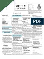 Boletin Oficial 24-08-10 - Tercera Seccion