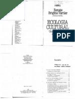 Renate Viertler - Ecologia Cultural