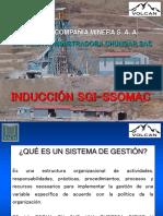 Inducción SGI-SSOMAC