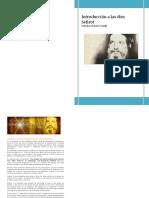 Introducción a Las Diez Sefirot- IMPRIMIRLE  (Formato Libro)