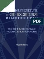 Festival Internacional de Cine y Arquitectura