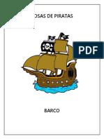 Cosas de Piratas, un proyecto de Prácticas del lenguaje para primer ciclo.