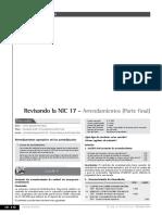 Revisando La Nic 17 - Arrendamientos II Parte