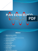 Plan Estrategico Qualom s.c