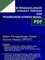 triage-spgdt BENCANA.pptx