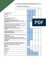 Propuesta pauta de evaluación INFORMES DE LABORATORIO (1)