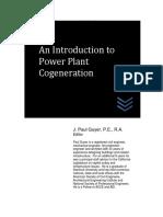 Power Plant Cogeneration