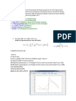 Ejercuicios Matlab Fourier