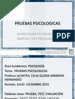 Test Psicologicos Celia