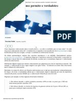 Mises Brasil - Como o Apriorismo Permite o Verdadeiro Conhecimento
