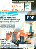 Science and Electronics 1969-12-01