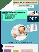 HIPEREMESIS-GRAVIDICA