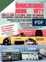 Popular Electronics Communications Handbook - 1977