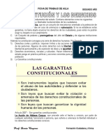 Guia Derechos Constitucion Segundo 2015