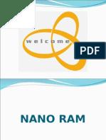 Nano Ram or Nram