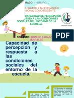 Escuela Normal de Capulhuac Perfil