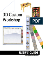 Punch! Home Design Architectural Series® 3000 - 3D Custom Workshop