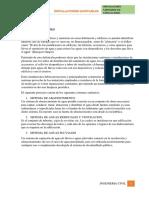 PROYECTO-INSTALACIONES SANITARIAS