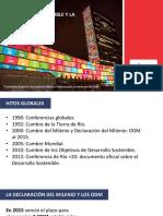 ODS y La Agenda 2030