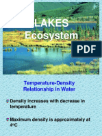 2. Lakes-example of Ecosystem