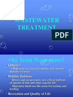 5. Wastewater Treatment