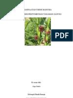 Pemanfaata Urine Manusia Sebagai Nutrisi Pertumbuhan Tanaman Jagung