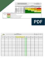 Anexo 15 Matriz de Valoración de Riesgos RAM