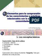 Pedro Us, Cosmogonía Maya y Salud