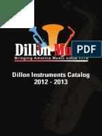 Dillon Catalog