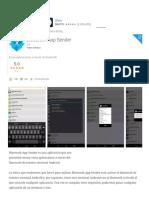 Bluetooth App Sender 2.6 Para Android - Descargar