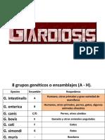 Giardiasis y Tricomoniasis