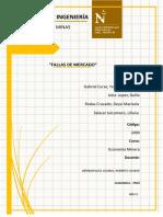 Fallas de Mercado - PDF